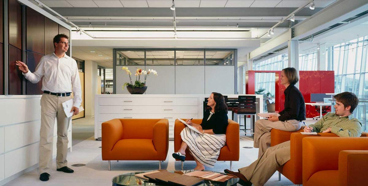 Improve Employee Engagement Through Workplace Design