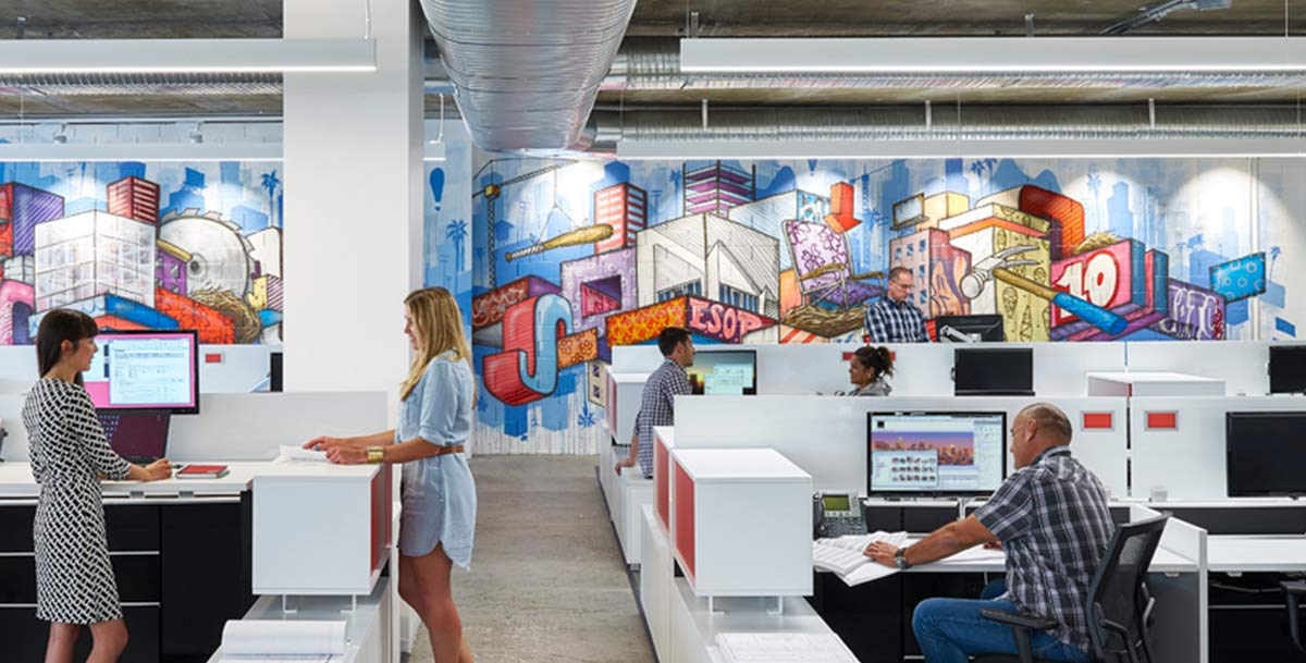 Improve Employee Engagement Through Workplace Design brand personality