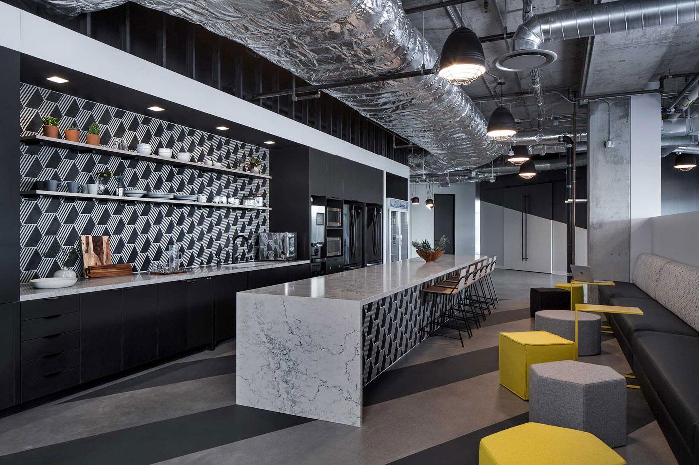 office design drives productivity