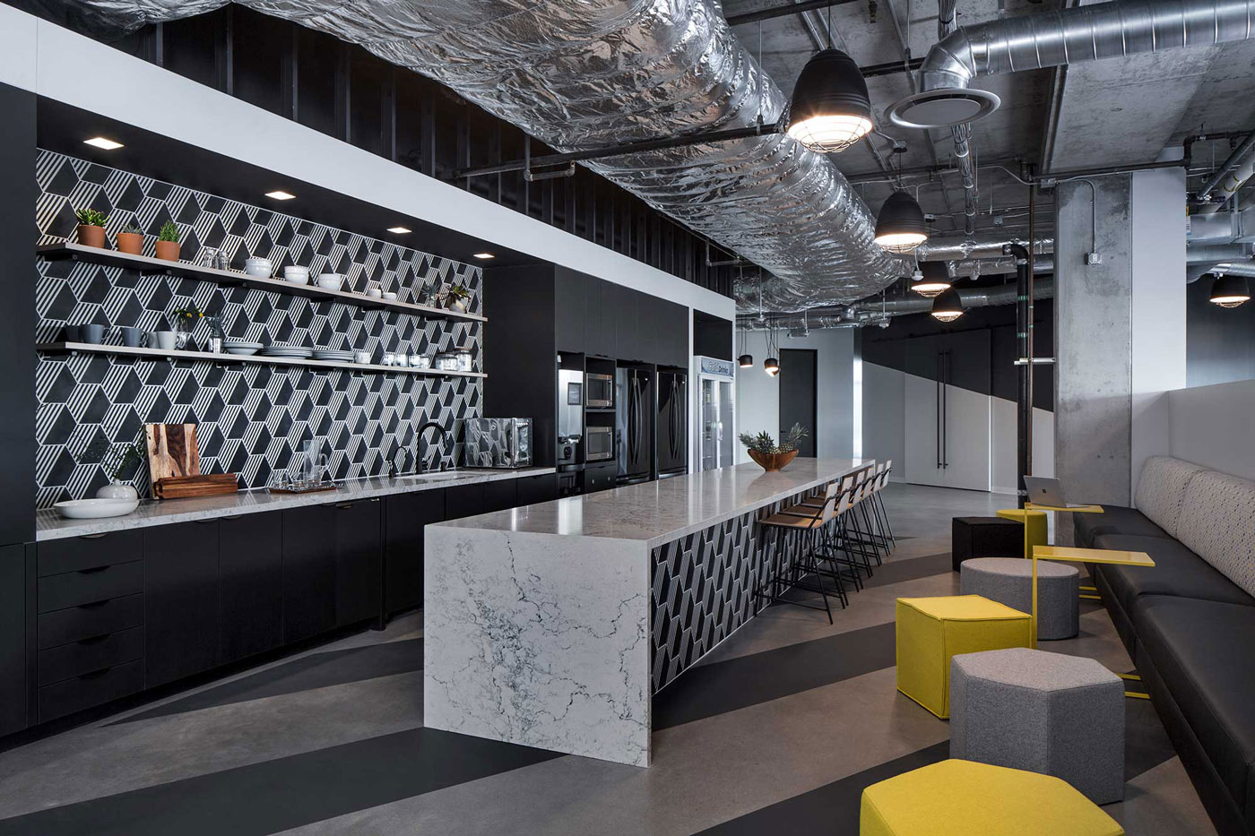 office design drives productivity