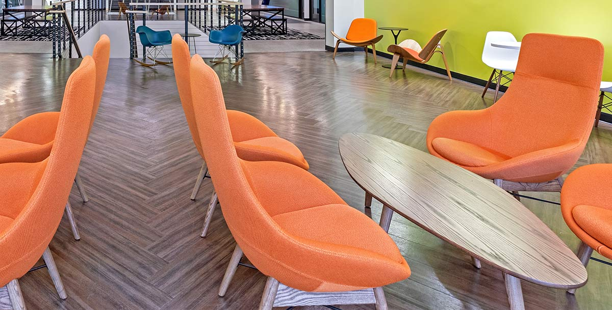 5 Office Furniture Trends with Staying Power streamlined silhouettes