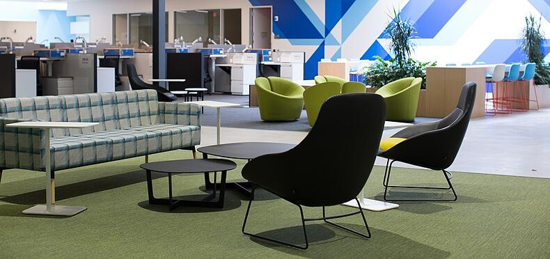 Agile workplace by Unisource Solutions