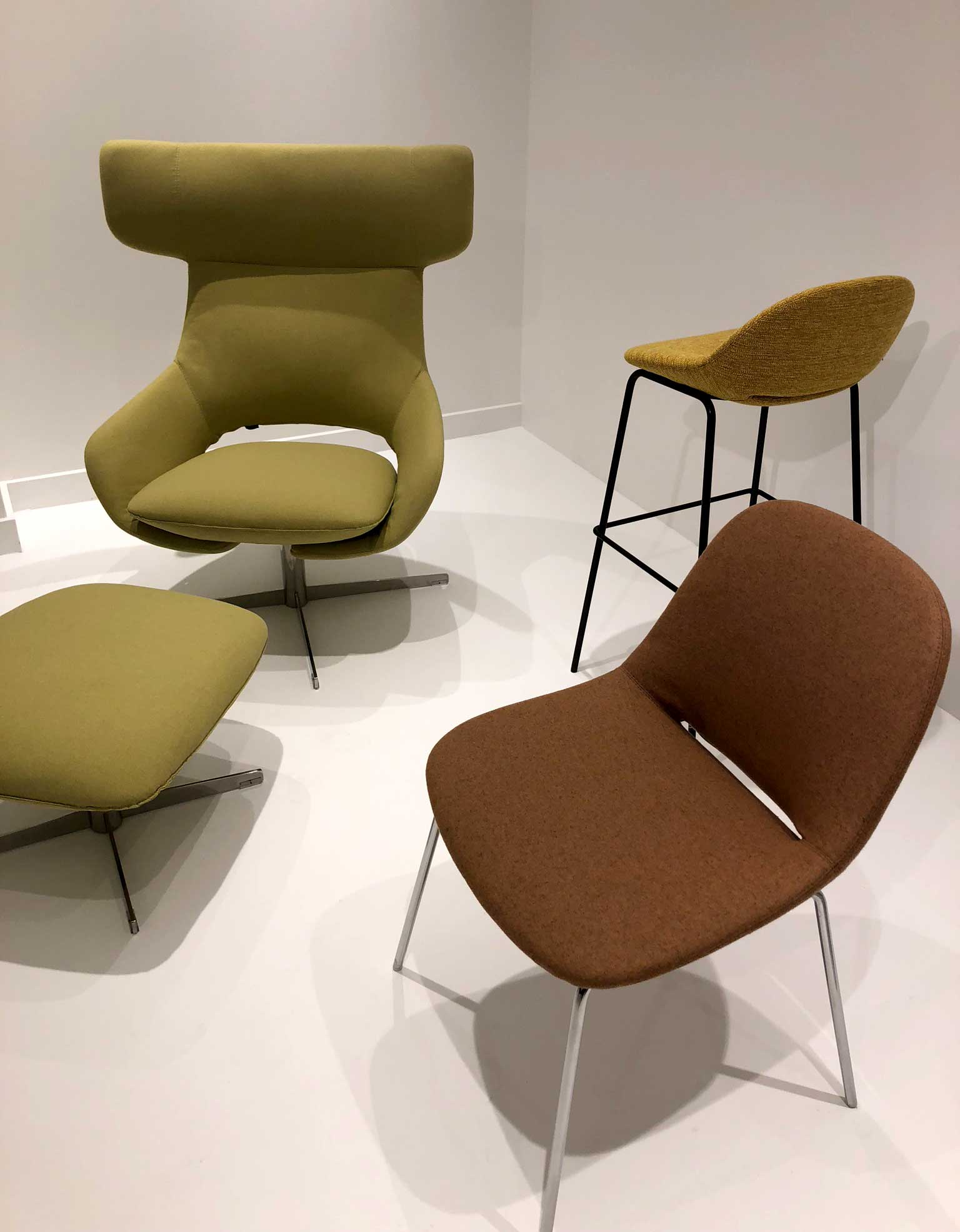 5 Trends We Saw at NeoCon 2018 from Unisource Solutions - Natural colors