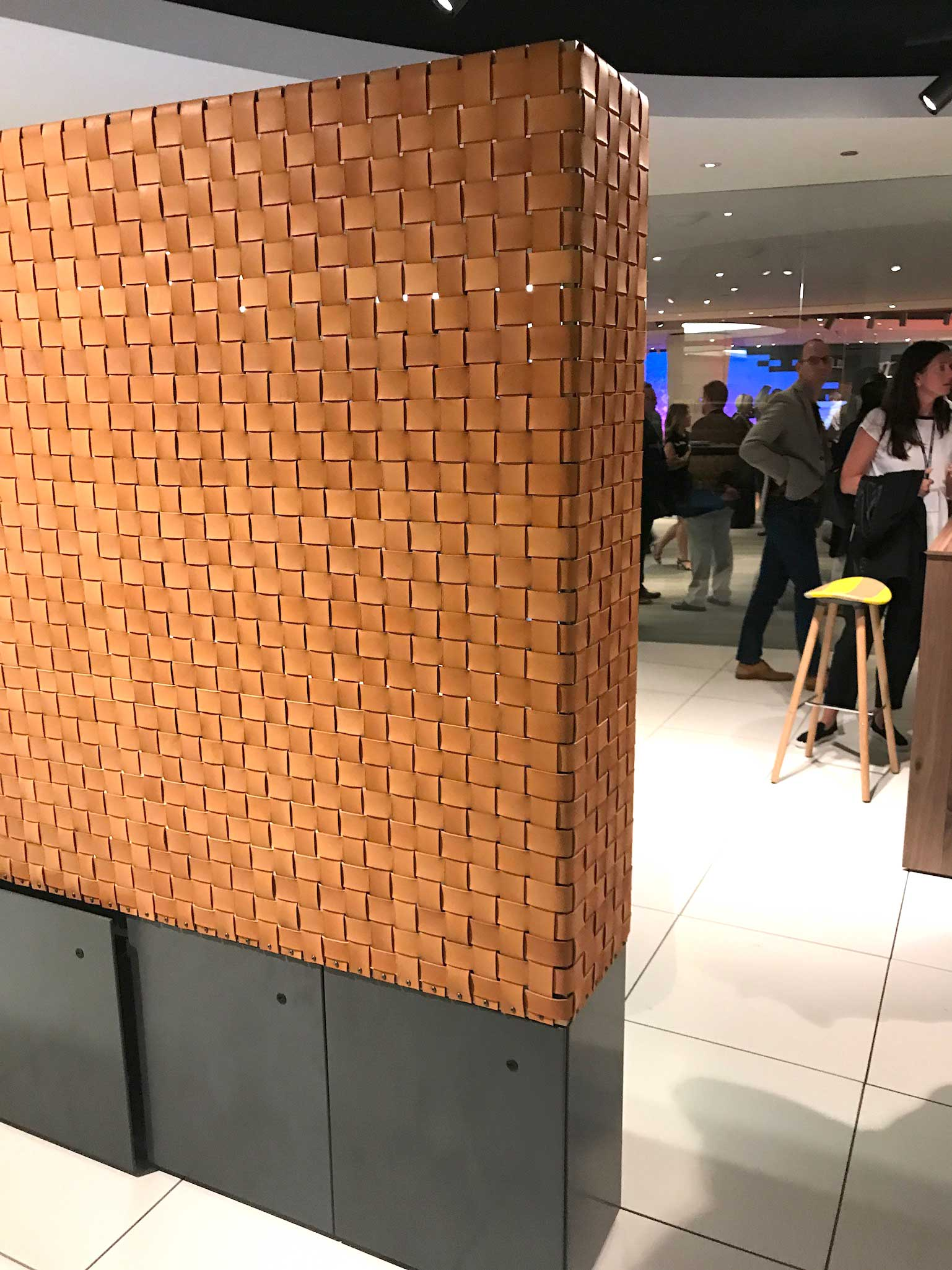 5 Trends We Saw at NeoCon 2018 from Unisource Solutions - Natural textures