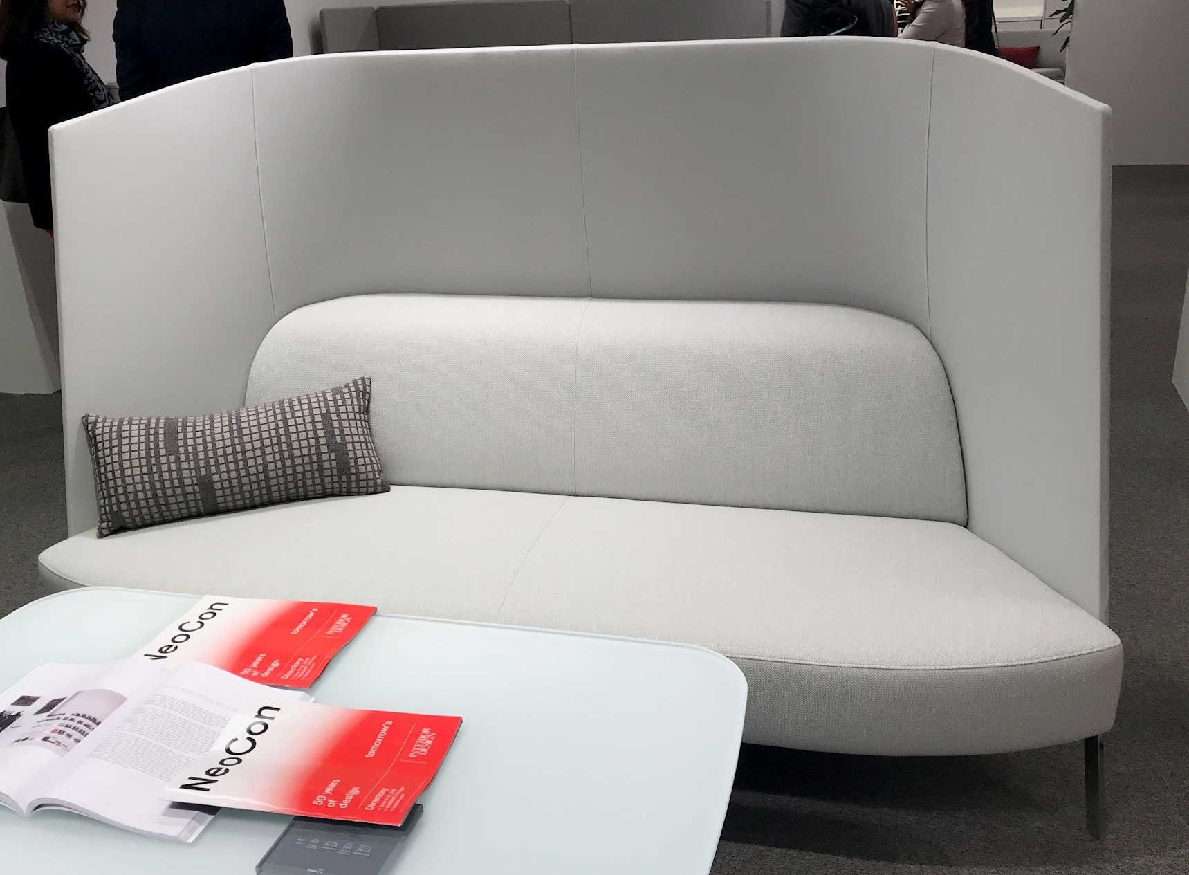 5 Trends We Saw at NeoCon 2018 from Unisource Solutions - 5. pods