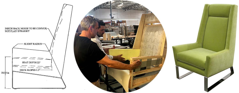 Platform-U - from design to finished furniture product