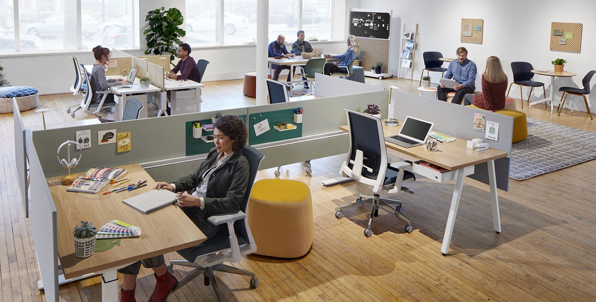 Why Personality Matters in Workplace Design