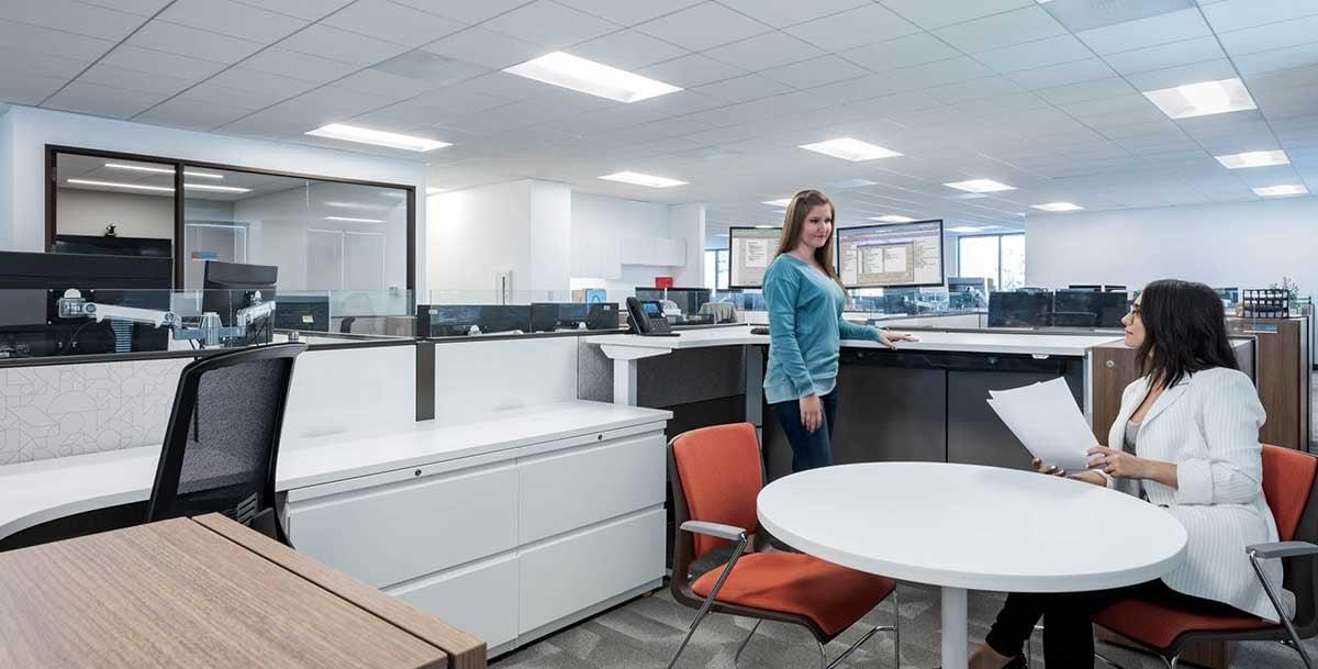 balance office floorplan