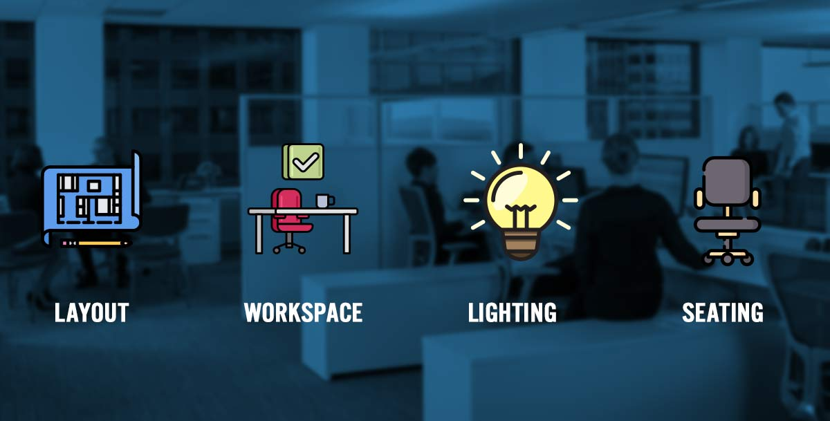 Four key office attributes you can't ignore for an optimized office