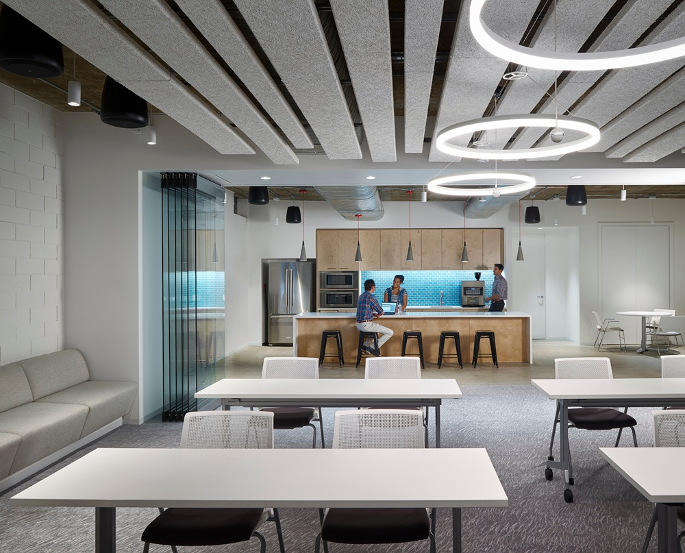 Shawmut Design and Construction Workplace Case Study by Unisource Solutions