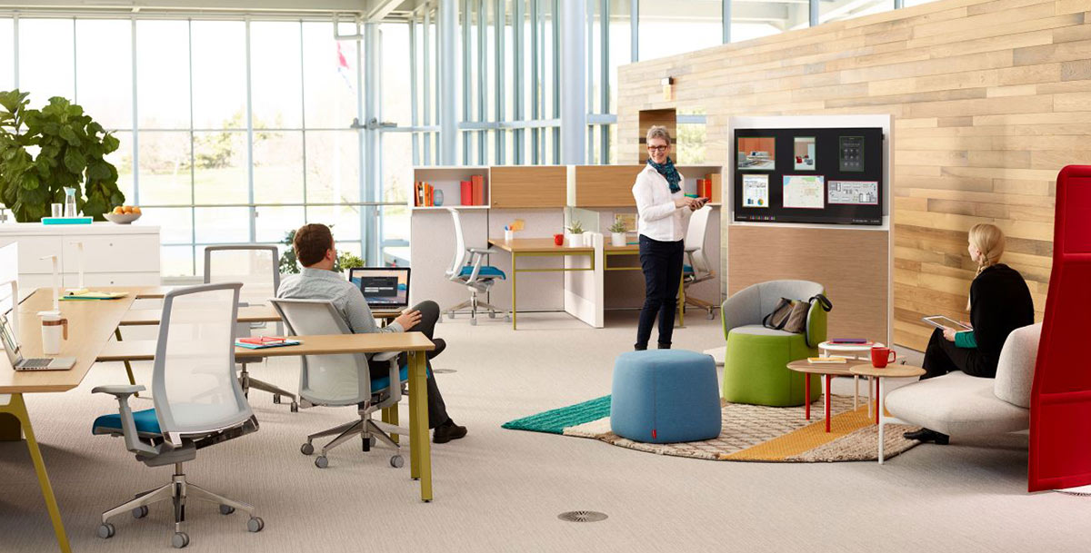 From smart home to smart office by unisource solutions